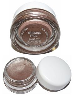 SALE! MAC Paint Pot Glitter & Ice - Morning Frost - Discontinued   All Cosmetics Wholesale
