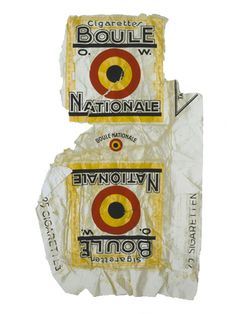 Sir Peter Blake - Boules Nationale (Fag Packets) on www.eyestorm.com