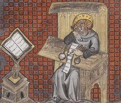 Gallica BNF Vincent de Beauvais, Miroir Historial, 14e siècle