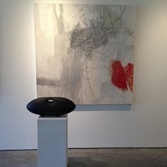abersonexhibits: James Marshall sculpture Jeri Ledbetter...via neutral notes