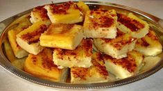 The best things in life are often passed down from one generation to the next and Greek recipes are living proof of that! Greek cooking traditions date back Greek Sweets, Greek Desserts, Greek Recipes, Sweets Recipes, Wine Recipes, Greek Cake, Eat Greek, Low Calorie Cake, Greek Pastries
