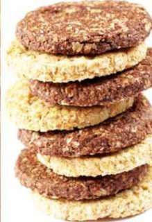Biscuits santé aux bananes, sans noix Allrecipes Desserts, Biscuit Sans Gluten, Biscuits, Dessert Sans Gluten, Vegan Desserts, Pancakes, Muffin, Beef, Cookies