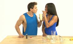 Try this healthy & Nutritious Cake Batter Protein Shake Recipe from Expert Extreme Results BeFiT Bootcamp Coach, Scott Herman and Nutrition Guru, Erica Stibich to up your protein levels and pack in nutrients to maximize workout results. Here are the ingredients you will need and be sure to try the all new Extreme Results Workout … Continued