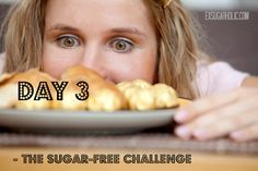 Day 3 of the 1 week sugar-free challenge. Dealing with cravings and how eating protein and healthy fats will help. (from my site www.exsugarholic.com)
