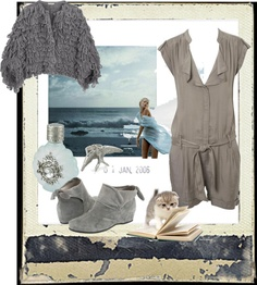 """mémoires de la mer"" by nguimpack on Polyvore"