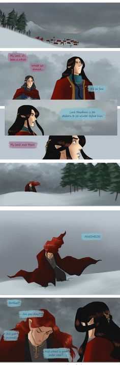 What if 56: one step to the left 1/4 by greenapplefreak.deviantart.com on @DeviantArt