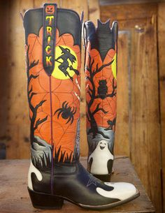 ROCKETBUSTER HANDMADE CUSTOM BOOTS, The Official Website   over the top