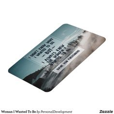 Give your refrigerator a personal touch with personalized Inspirational Quotes magnets from Zazzle! Shop from monogram, quote to photo magnets, or create your own magnet today! I Want U, Photo Magnets, Things I Want, Inspirational Quotes, Woman, Life Coach Quotes, Inspiring Quotes, Women, Quotes Inspirational