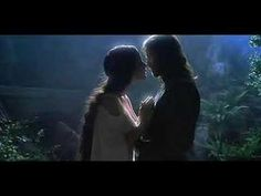 Arwen and Aragorn in Rivendell - New Line Cinema Rings Film, Romantic Movie Quotes, Best Movie Quotes, Fellowship Of The Ring, Lord Of The Rings, Aragorn E Arwen, Tolkien, Hobbit, Best Movie Couples