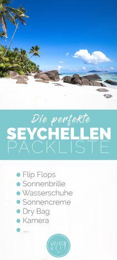 Die perfekte Packliste für die Seychellen – von einer Auswanderin. Mit allem was dazu gehört und was man nicht vergessen sollte.