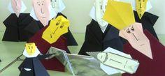 Origami: El entierro del Conde Orgaz