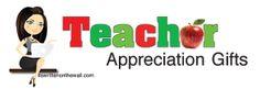 It's Written on the Wall: Teacher Appreciation Week is Fast Approaching-Get Fun Gift Ideas Here