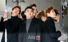 EXO || SBS Gayo Daejun