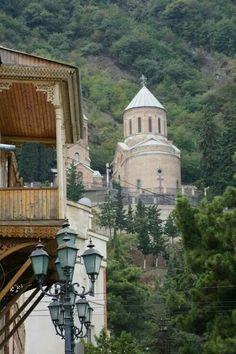 Tbilisi by Anna Bogush