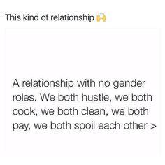# Relationship goals met