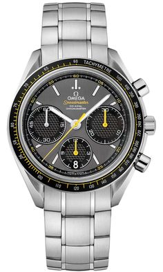 Discover a large selection of Omega Speedmaster Racing watches on - the worldwide marketplace for luxury watches. Compare all Omega Speedmaster Racing watches ✓ Buy safely & securely ✓ Omega Speedmaster Racing, Dream Watches, Fine Watches, Cool Watches, Men's Watches, Silver Watches, Stylish Watches, Fashion Watches, Men's Fashion