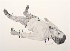 Interesting art by Alejandrina Herrera.