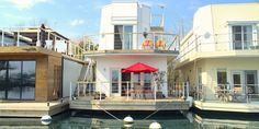 LOOK: Toronto's Floating Home Town You've Never Heard Of