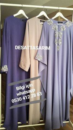 Arab Fashion, Islamic Fashion, Muslim Fashion, Modest Fashion, Fashion Dresses, Caftan Dress, Hijab Dress, Hijab Outfit, Modest Wear