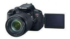 new EOS Rebel T4i DSLR Camera