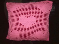 Filet Crochet, Wiggly Crochet, Crochet Pillow, Crochet Purses, Crochet Home, Tree Branches, Art Pieces, Projects To Try, Crochet Patterns