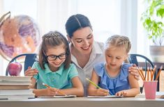 Mother and daughters are learning to write photo by choreograph on Envato Elements Learning To Write, Teaching Kids, Books To Read, Stock Photos, Writing, Children, Illustration Kids, Daughters, Graphics