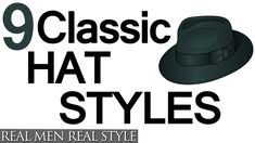 caf41d17d06d0 9 Classic Hat Style For Men - Why Wear Mens Hats - How To Buy Men s Headwear
