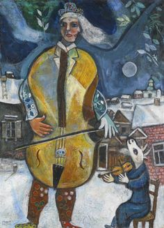 Marc Chagall:  Biography & Photos
