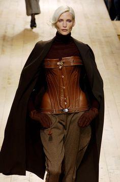 Hermès at Paris Fall 2004