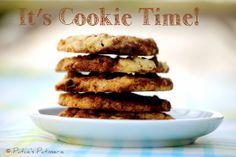 Patce's Patisserie: Marmor Cookies