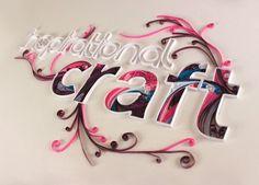 50 Exemplos de Tipografia 3D | Criatives | Blog Design, Inspirações, Tutoriais, Web Design