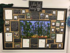 Picture books in classroom displays Eyfs Classroom, 4th Grade Classroom, Classroom Design, Classroom Ideas, School Displays, Classroom Displays, Display Ideas, Display Boards, Teaching Class