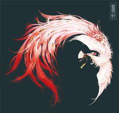 鳳凰 Casual Outfit classy casual outfits for guys Phoenix Drawing, Phoenix Art, Chinese Painting, Chinese Art, Fantasy Creatures, Mythical Creatures, Phoenix Tattoo Feminine, Asian Art, Japanese Art