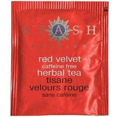 Red Velvet Herbal Tea
