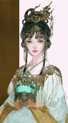 Flying Lines is a hub of hottest Chinese novels. High-rated historical books you must read! Anime Art Girl, Manga Art, Geisha Art, China Art, China China, Character Design Inspiration, Character Illustration, Aesthetic Art, Japanese Art