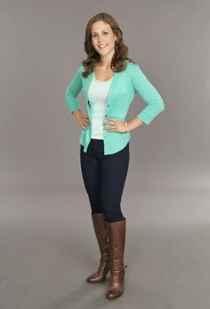 Erin Krakow in A Cookie Cutter Christmas