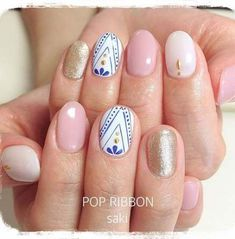 47+ Ideas For Nails Gel Design Spring #nails #design