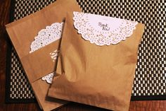 Vintage Style Favour (favor) Bag, Wedding, Birthday, Party, Gift Bag, Lolly Bag (50). $18.00, via Etsy.