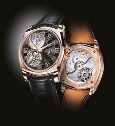 Horlogerie: montre Roger Dubuis Only Watch 2013 http://www.vogue.fr/joaillerie/a-voir/diaporama/horlogerie-only-watch-2013-vente-caritative-monaco-montres-roger-dubuis-van-cleef-arpels-piaget-chanel/15456/image/854692#!horlogerie-only-watch-2013-vente-caritative-monaco-montres-roger-dubuis #roger-dubuis #horlogerie @calibrelondon