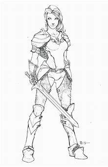 Image Result For Medieval Huntress Coloring Pages Coloring Pages Warrior Princess Huntress