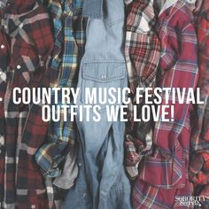The Sorority Secrets: Country Music Festival Outfits We Love Cute Concert Outfits, Country Concert Outfit, Country Music Concerts, Country Music Shirts, Music Festival Outfits, Music Festivals, Country Thunder Outfits, Stagecoach Festival, Sorority Secrets