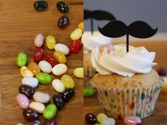 It's a Hipster's World Cupcakes