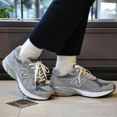 separation shoes 317db 90394 newbalance(ニューバランス)W990GL3(GRAY)