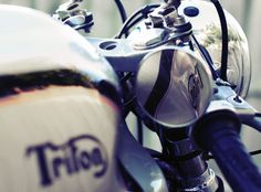 Triton pre-unit wideline Cafe Racer ~ Return of the Cafe Racers