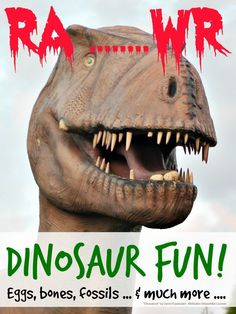 Dinosaur activities for preschoolers and kindergarten kids...