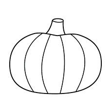 Top 25 Free Printable Pumpkin Coloring Pages Online Pumpkin