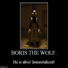 Boris Is Alive by ILoveDecepticons on DeviantArt