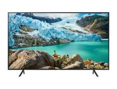 Smart TV 4K LED 50 polegadas Samsung UN50RU7100 Wi-Fi - HDR 3 HDMI 2 USB - Magazine Litoralbr Samsung Uhd Tv, Smart Tv Samsung, Smart Tv 4k, Samsung Galaxy, Pied Support Tv, Support Mural Tv, Dvb T2, Wi Fi, Shopping