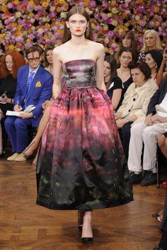 ...Dior Fall 2012 Haute Couture