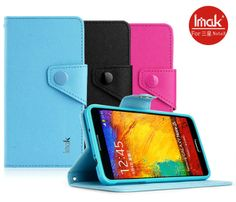 Free Shipping!!!imak solid color taige leather case for Samsung Galaxy Note3 N9005 N900A N900 N9002 $7.99